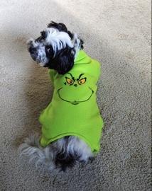 Mi grinch #Navidad Oh My Pet!